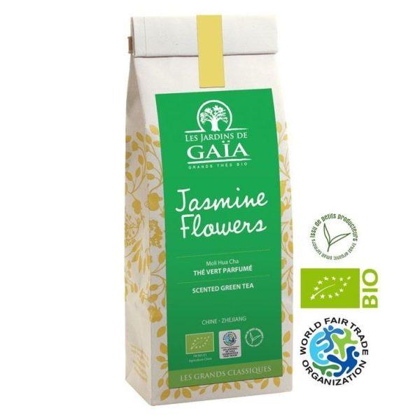 Tè Verde al Gelsomino Biologico
