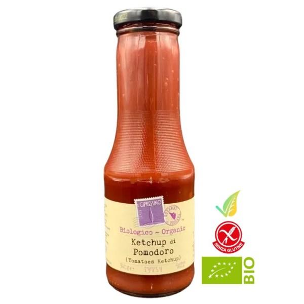 Ketchup al Pomodoro Biologico