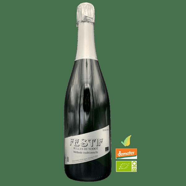 Festif Bulle de Nodot Demeter- Bordeaux