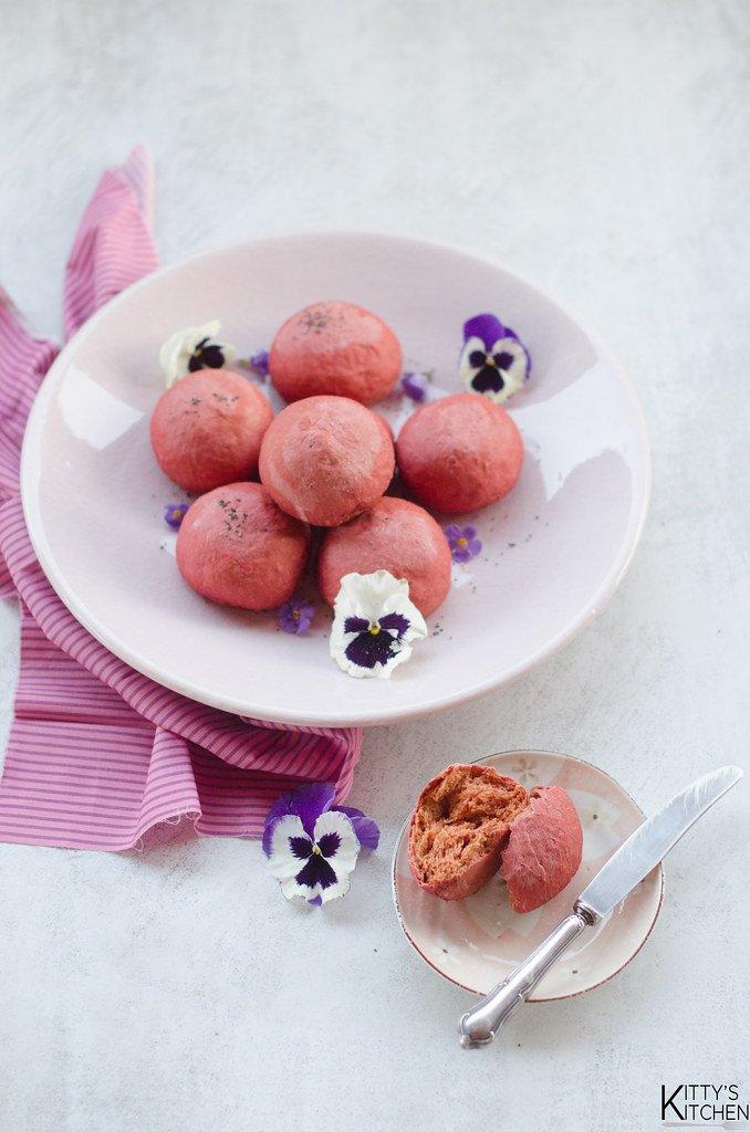 "Pink Bun   di ""Kitty's Kitchen"""