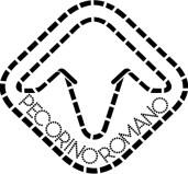 logo pecorino romano dop