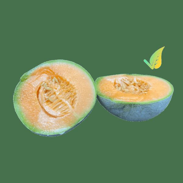 melone francesino aperto