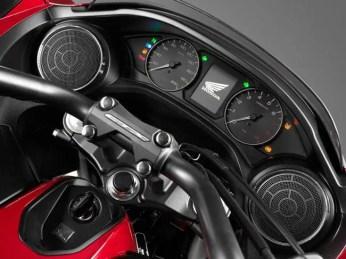 Honda CTX1300 Detail