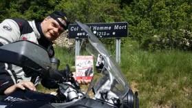 Volker Bub – Col de l'Homme Mort (F)