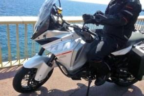Ontdekt in Monaco: de nieuwe KTM 1290 Super Adventure. Foto: ktmmania.net