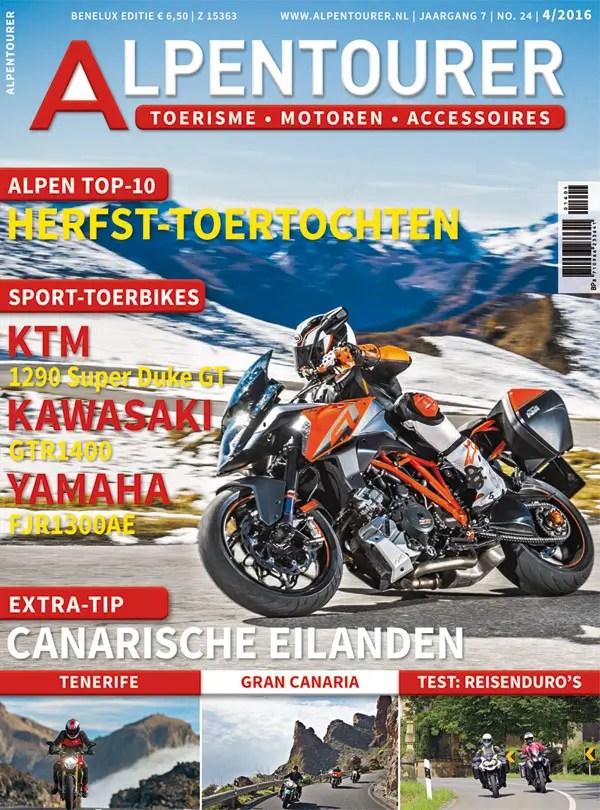 ALPENTOURER Benelux 4/2016
