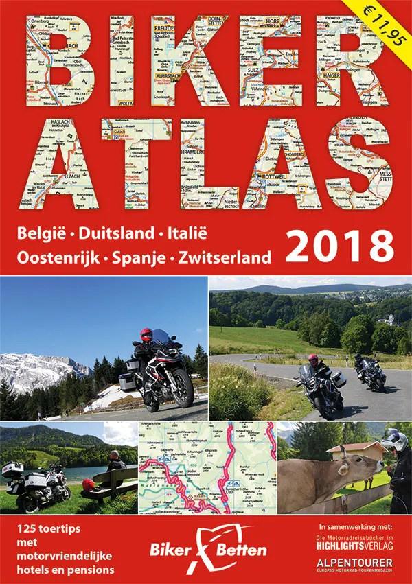 Bikeratlas 2018 NL