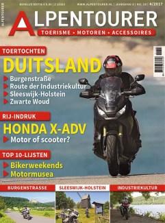 ALPENTOURER Benelux 4/2017