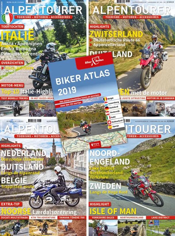 Alpentourer abonneren