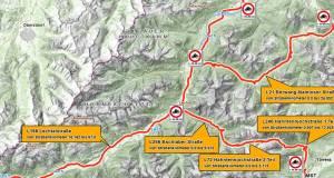 rijverbod voor motoren in Tirol