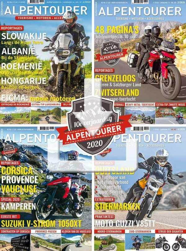 Alpentourer jaargang 2020 digitaal