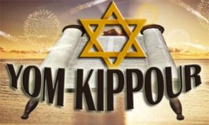 Célébration de Yom Kippour