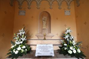 25 mars 2013 – Inauguration des travaux de réhabilitation de la Chapelle Sainte Anne – Avenue de Flirey