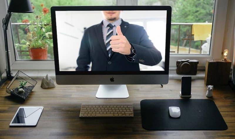 Advantages of online meetings