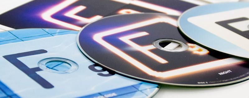CD duplication image