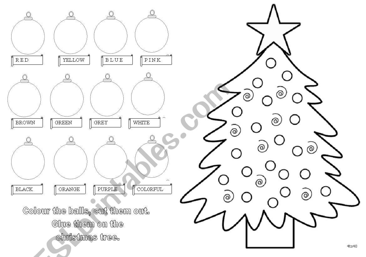 Christmas Arts And Crafts Worksheets