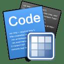 Icono: código fuente