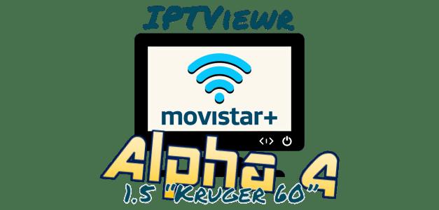 """IPTViewr v1.5 """"Kruger 60"""" alpha 4"""