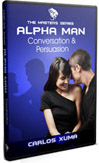 ALPHMANDVD001 small1 - Carlos Xuma - Alpha Man Conversation & Persuasion