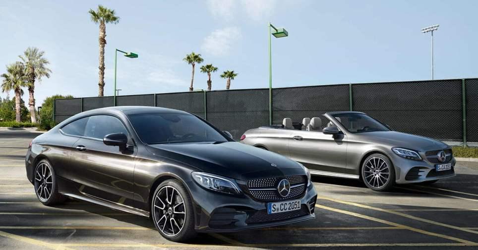 Mercedes class cars