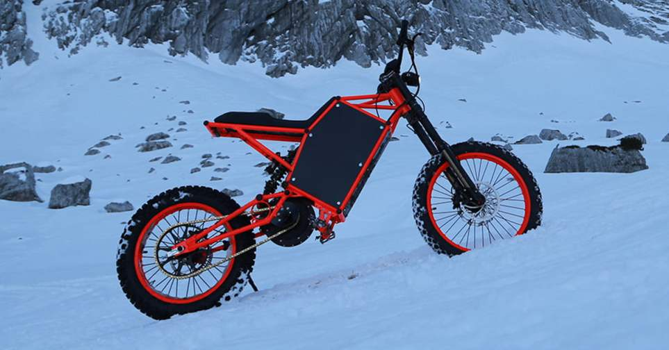 Vector Vortex Electric Dirt Bike