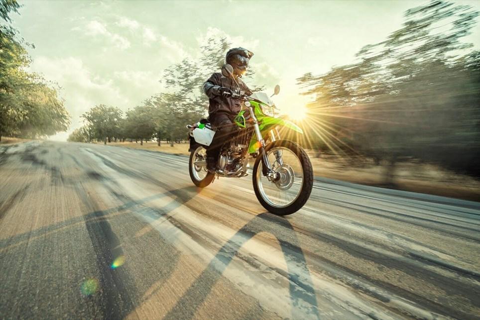 Kawasaki KLX 250 Dual Sport Bike