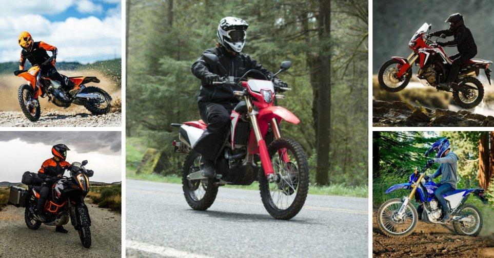 Best Dual Sport Motorcycle for Men