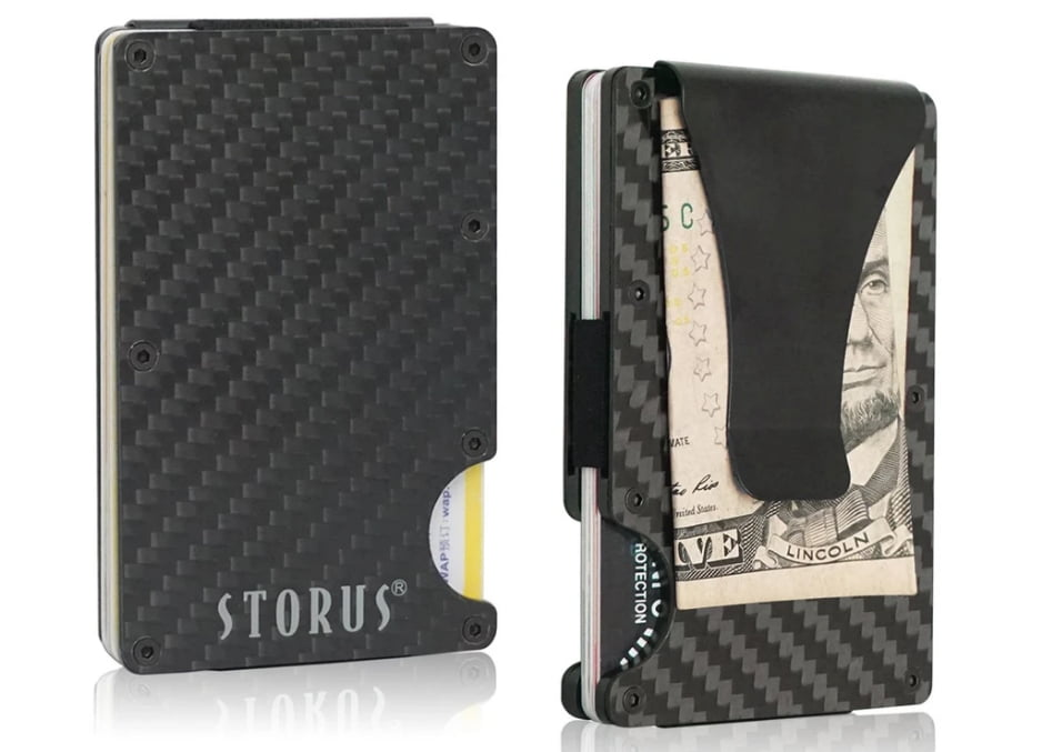 Storus Smart Money Clip