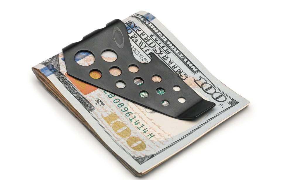 Oakley Metalworks Money Clip