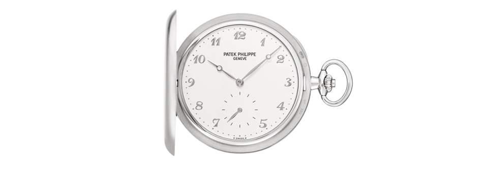 Patek Philippe 980G Hunter-case Pocket Watch