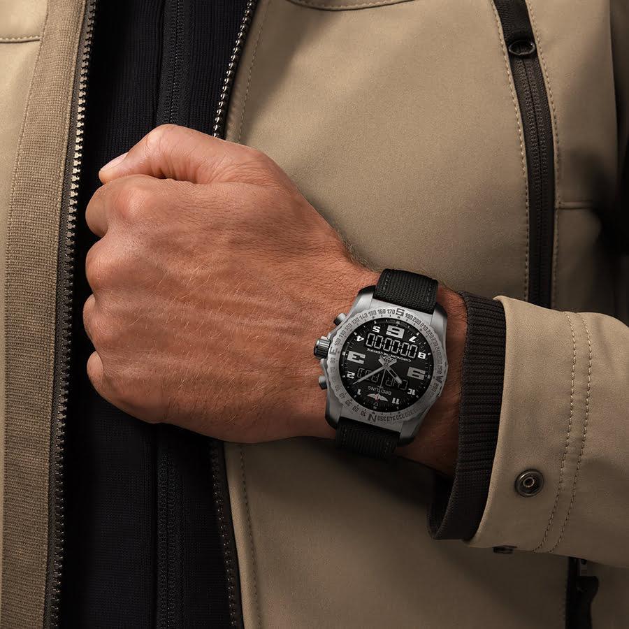 Breitling Cockpit B50 Tactical Watch for Men