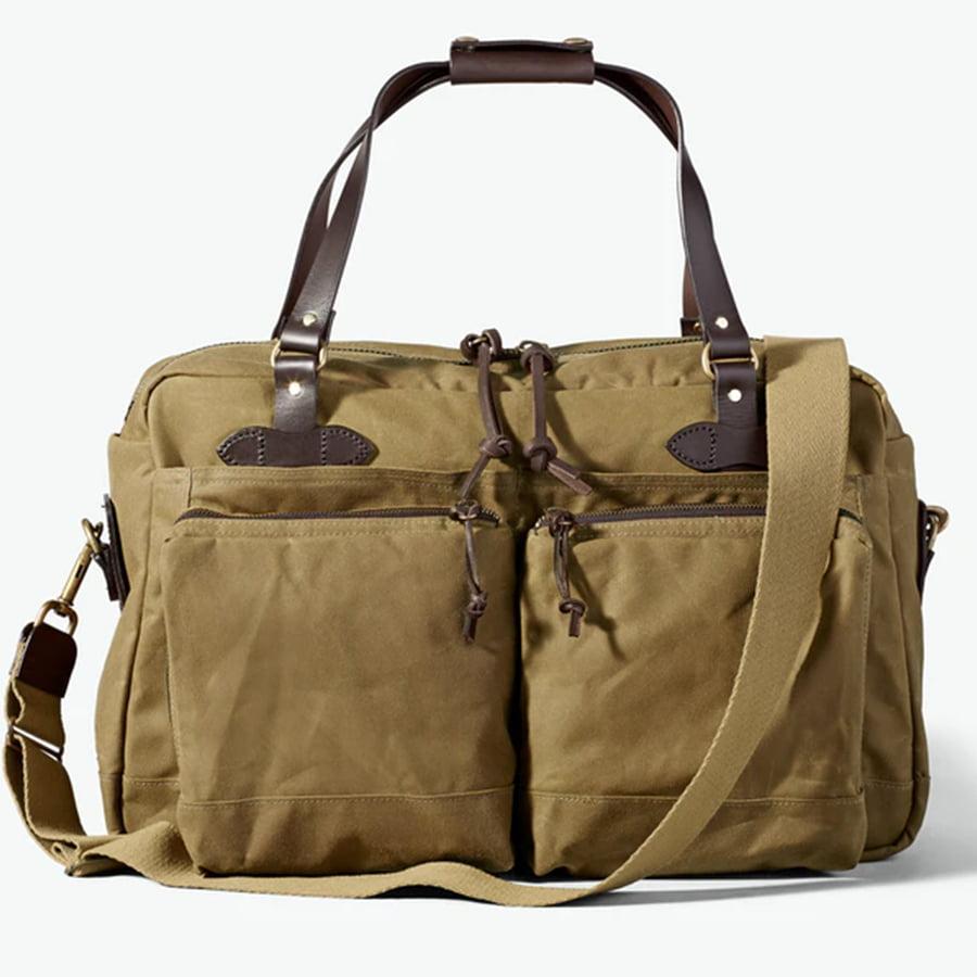 Filson 48-Hour Tin Cloth Weekender Bag