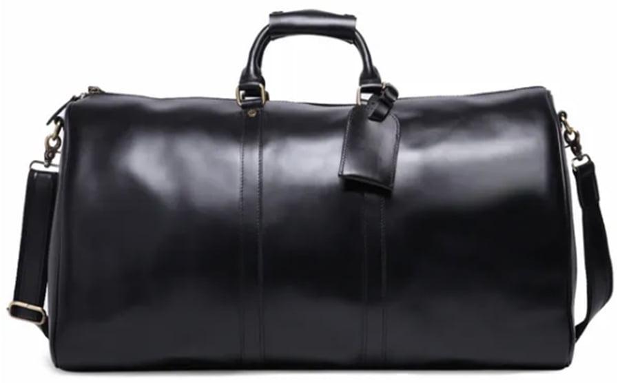 Leatherio Retro Multifunction Leather Bag