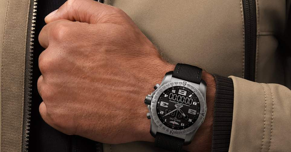 Breitling Cockpit B50 Tactical Watch