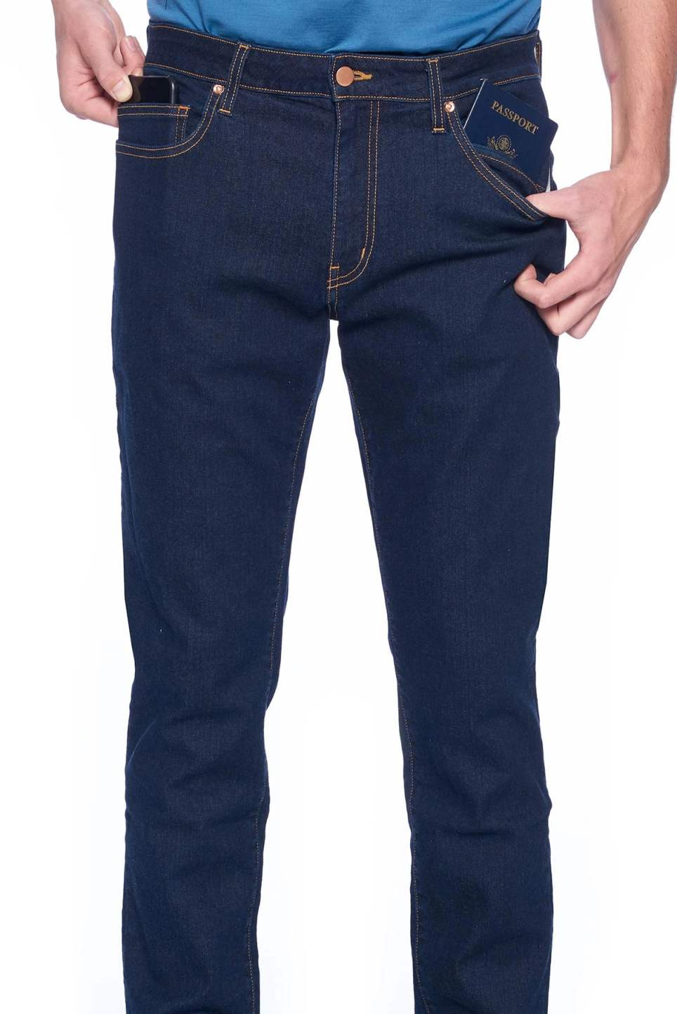 Aviator's The Best Travel Jeans in the World