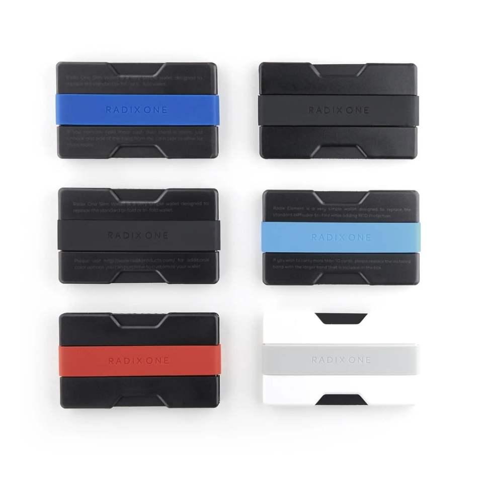 Radix One Slim Wallet