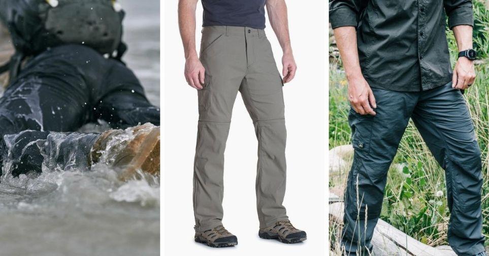 Best Tactical Pants for Men