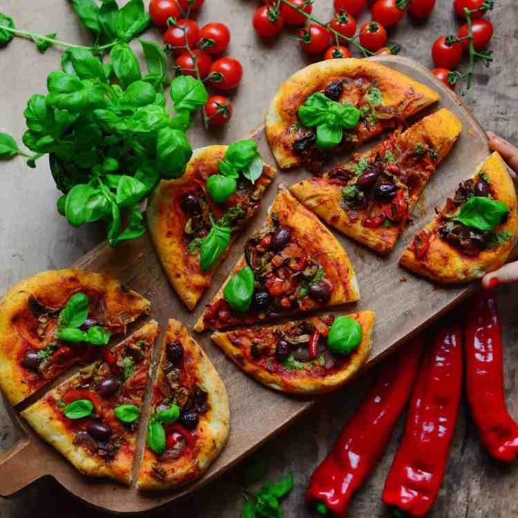 Wicked Kitchen Vegan Pizza