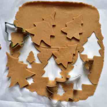 christmas tree cookie cutters