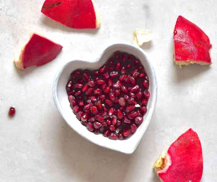 pomegranate for topping