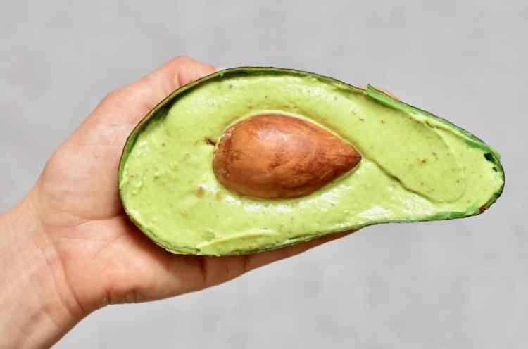Simple, healthy no churn 4-ingredient dairy-free pistachio & avocado ice cream