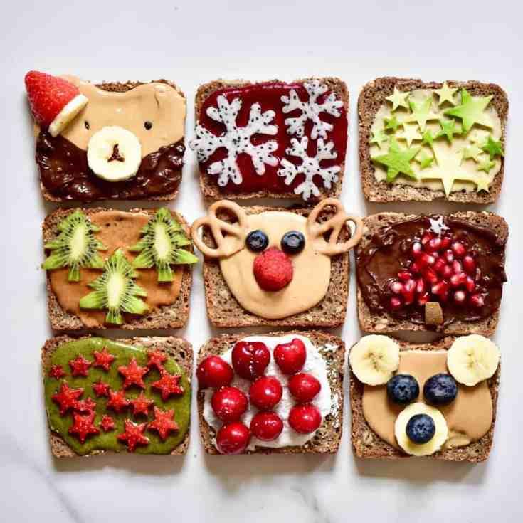 Easy Christmas Breakfast ideas: Christmas Toast Recipes