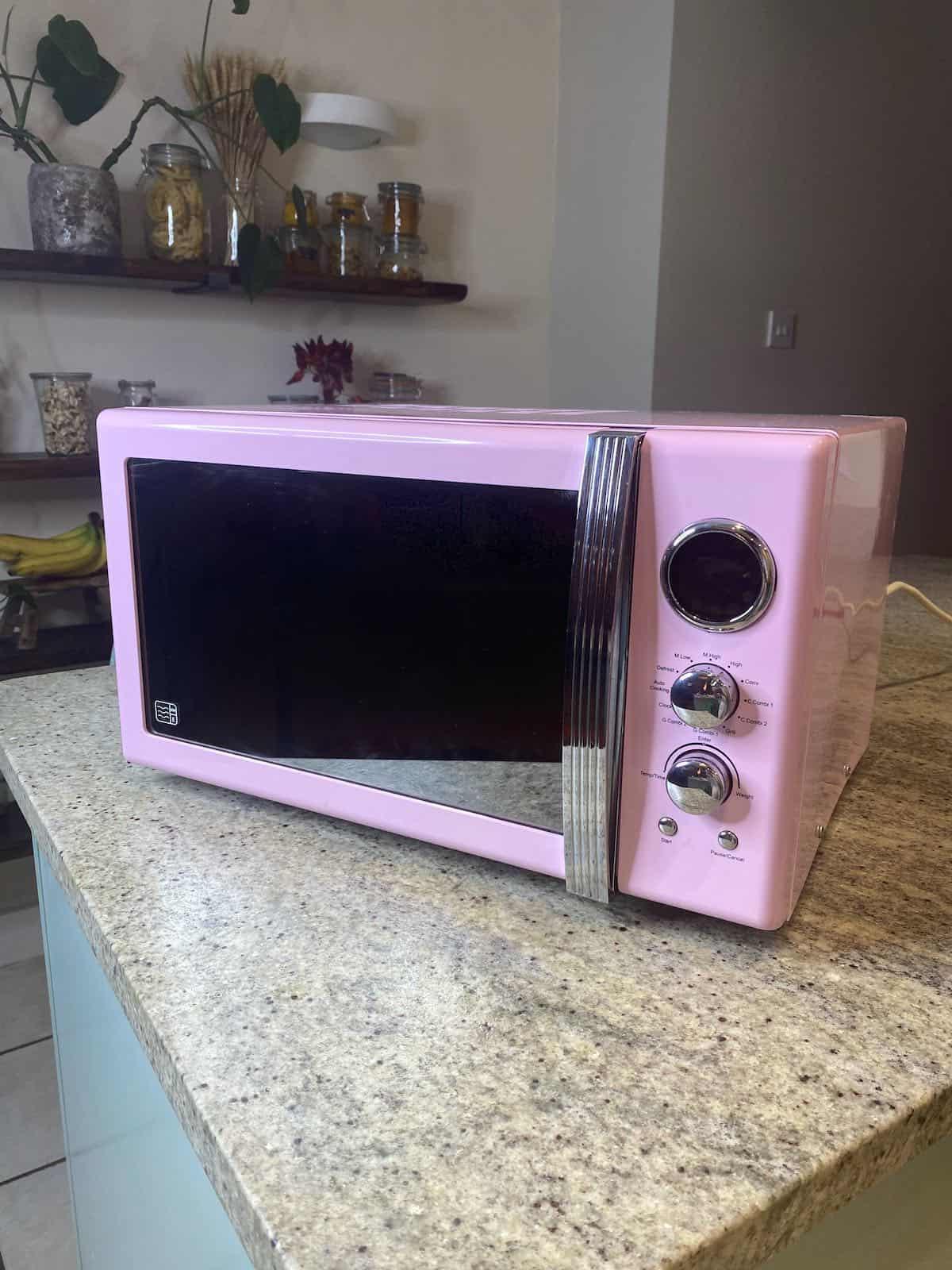 lemon clean microwave hack