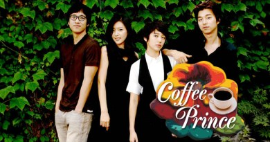 Show Review - Coffee Prince Korean Drama