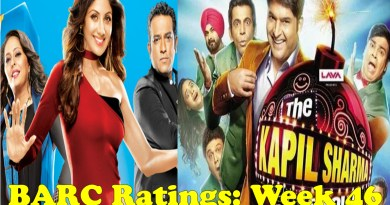 BARC Ratings Week 46