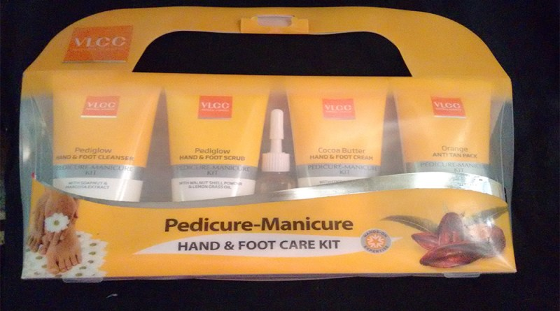 VLCC Pedicure and Manicure Kit Review