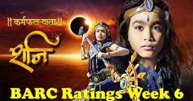 BARC Ratings Week 6