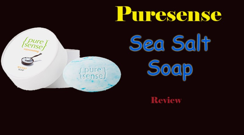 Puresense Sea Salt Soap Review