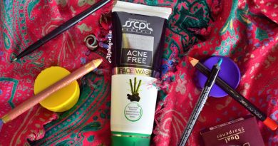 SSCPL Acne Face Wash Review