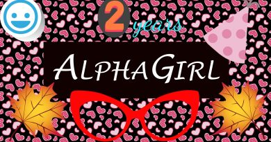 Two Years Of AlphaGirl